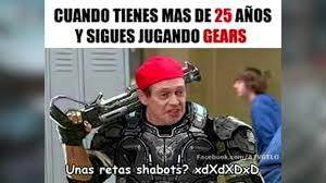 Gears Of War Meme - los mejores momasos de gears of war 4 parte 2 memes recargados