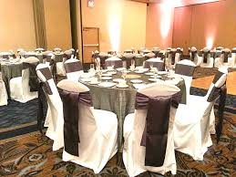 table sashes satin sashes stretch bands chair caps event services