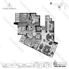 regent heights floor plan one bal harbour unit 703 condo for sale in bal harbour