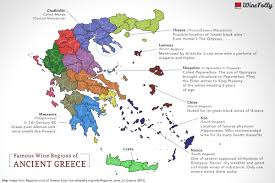 Map Of Crete Greece by What Did The Ancient Greek God Of Wine Drink
