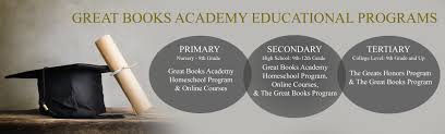 great books academy homepage