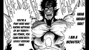 Seeking New Episodes New Episode 123 One Punch Saitama Vs Bakuzan Gouketsu