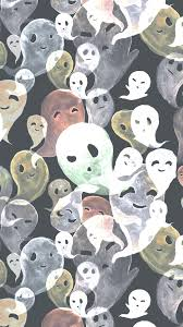 halloween wallpaper pattern
