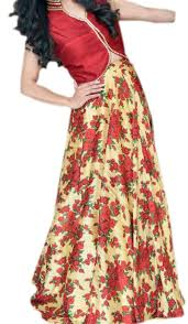 top design buy designer silk skirt and crop top skirts tops