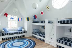 Bunk Bed With Trundle Bunk Beds With Trundle Kids Beach With Built In Bunk Beds Bunk