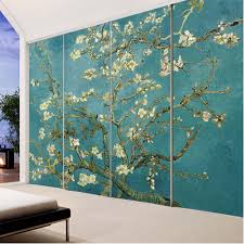 wallpaper color picture more detailed picture about yazi yazi personalized almond blossom self adhesive light through pvc privacy home wardrobe cover sticker wallpaper sticker