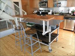 kitchen small kitchen island cart kitchen prep table stainless