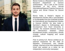 research intern ilo intern network ilo internboard