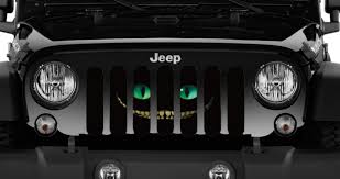 jeep grill logo custom jeep grille insert u2013 dirty acres