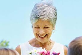 ombre style for older woman classic short hairstyles for older women medium hair styles ideas