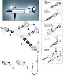 triton aire bar mixer shower spares trito parent 115