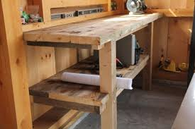 Build Wood Workbench Plans by How To Build A Workbench A Concord Carpenter