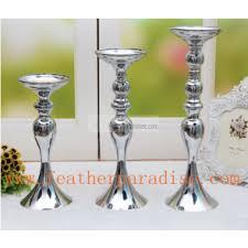 silver centerpieces candelabra floral stands centerpieces riser