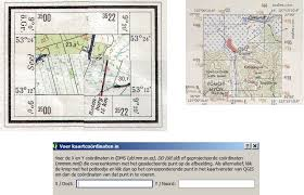 How To Calculate The Needed Qgis How To Calculate The Coordinates Needed To Georeferenced A Map