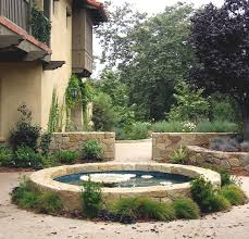 Backyard Pond Pictures by Garden Pond Design Ideas Landscaping Network