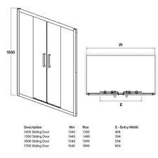 Standard Sliding Closet Door Size Standard Sliding Door Womenofpower Info