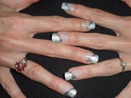 dessin sur ongle en gel nail art décoration ongles naturel et ongles en gel l u0027art de l