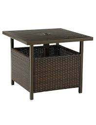 Patio Side Table Wonderfull Resin Patio Side Table Decor U2013 Medsonlinecenter Info