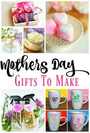 day gift ideas diy mothers day gift ideas