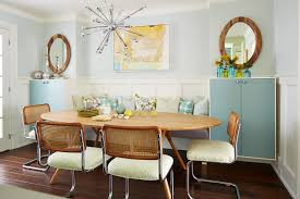 10 chandeliers that are dining room statement makers hgtv s midcentury modern mid century modern dining room
