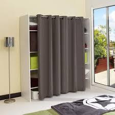 rideau placard chambre rideaux pour placard de chambre maison design bahbe com