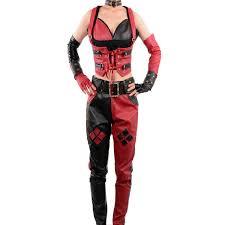 Halloween Costume Harley Quinn Aliexpress Buy Batman Arkham Secret Wishes
