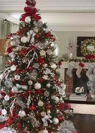 Decoration Christmas Tree White by 60 Christmas Trees Beautifully Decorated To Inspire Christmas