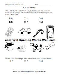 B And D Worksheets Phonics Printables Free Fast To Prepare