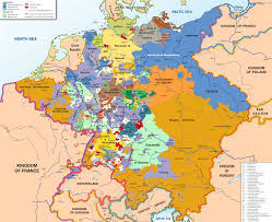 Roman Map File Map Of The Holy Roman Empire 1789 En Png Wikimedia Commons