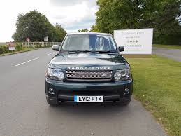 green range rover land rover range rover sport sd v6 hse luxury pack station wagon