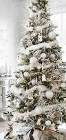 White Christmas Tree Decorations Diy by Best 25 White Christmas Tree Decorations Ideas On Pinterest