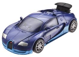 toy bugatti drift deluxe transformers toys tfw2005