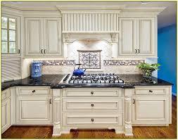 kitchen backsplash ideas with cream cabinets kitchen tile backsplash ideas with cream cabinets home design ideas
