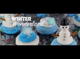 cupcake dazzle winter wonderland cake u0026 cupcakes youtube