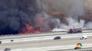 Wildfire California Video by California Wildfire Body Found As Blaze Nearly Doubles In Size