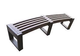 plaswood edge bench garden bench park bench