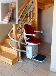 siege escalier monte escalier rail à lyon aratal