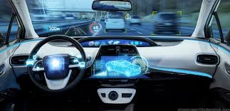 futuristic cars interior dot industry discuss ways to share driverless car data gcn