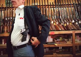 Michigan Cpl Reciprocity Map by Murder Rates Drop As Concealed Carry Permits Soar Report
