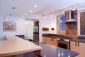 Contemporary Kitchen Light Fixtures Track Lighting Contemporary Kitchen Normabudden Com