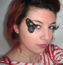 Butterfly Halloween Makeup by Madame Butterfly Makeup Tutorial Youtube Butterfly Makeup Peeinn Com