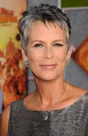 salt and pepper over 50 haircuts short hair pixie style haircuts pinterest pixie styles