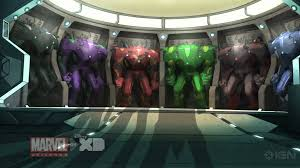 hulk agents hulkbuster armor