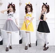 best anime halloween costumes neko atsume dress anime cat backyard cosplay costume lovely girls