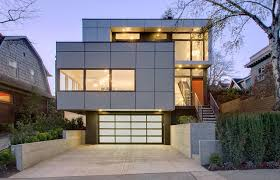 luxury queen anne contemporary house contemporary exterior