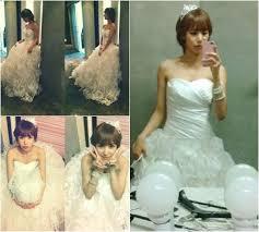 wedding dress kpop wedding dresses