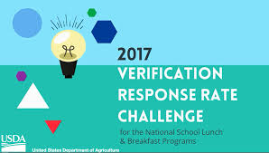 Challenge Rate Usda School Meal Programs Verification Response Rate Challenge