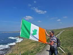 Flag Of Dublin Ireland Falling For Ireland From Dublin To Wild Atlantic Way Art And