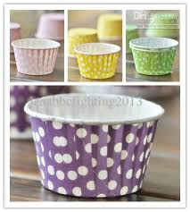 polka dots cupcake liners high temperature cupcake liner wrapper