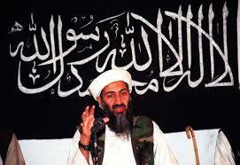 Black Jihad Flag Death Of Osama Bin Laden One Year Later